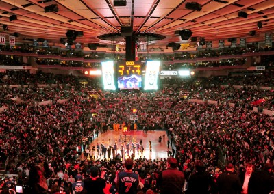 New York City Incentive: Weltklasse Baketball