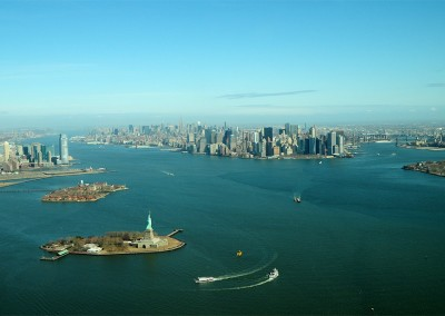 New York City Incentive: Helicopter Rundflug