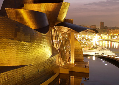 Incentive trip to Bilbao