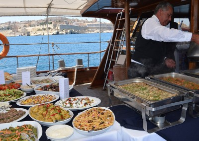 Malta Incentive: Lunch Cruise