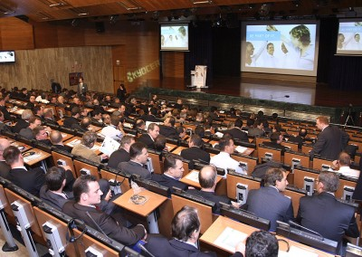 Product Launch: Auditorium