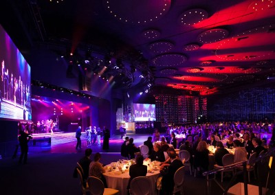 Gala Abend im Le Sporting: Party mit Live-Act