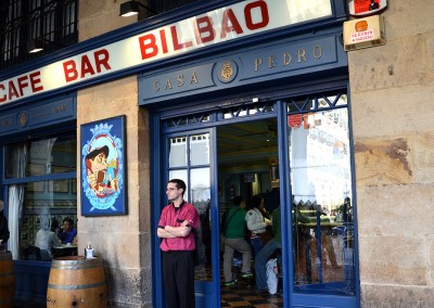 Bilbao Incentive: pintxos hopping in the historic city center