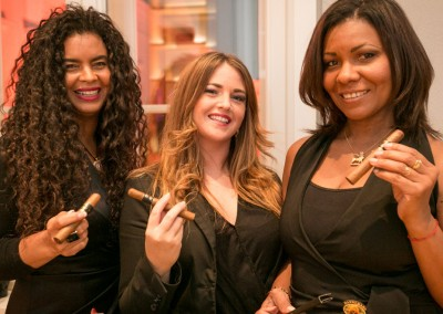 Logo Launch Event: Cigar Lounge