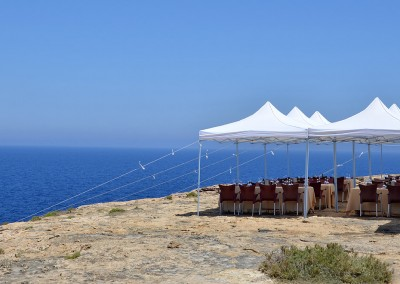 Malta Incentive: picnic lunch with a view