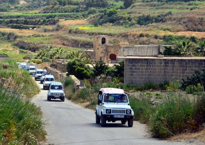 Malta Incentive: Jeep Safari