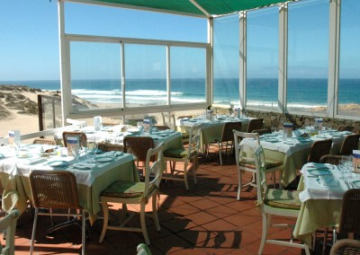 Lisbon Incentive: lunch by the sea