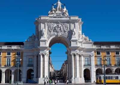 Lisbon Incentive: exploring the city